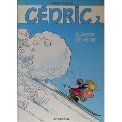 Laudec & Cauvin - Cédric, Tome 2 : Classes de neige