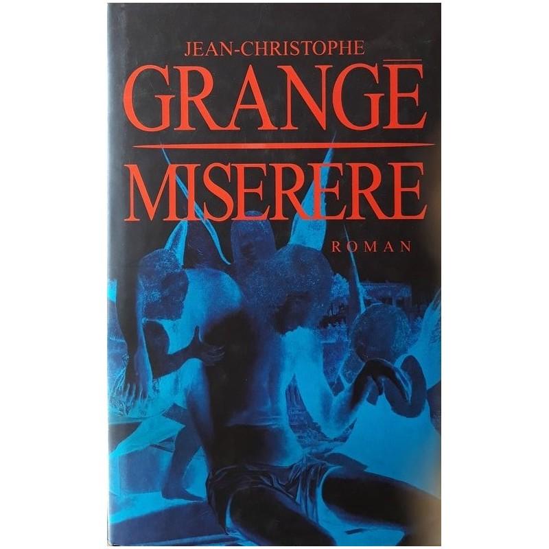 Jean-Christophe Granger - Miséréré