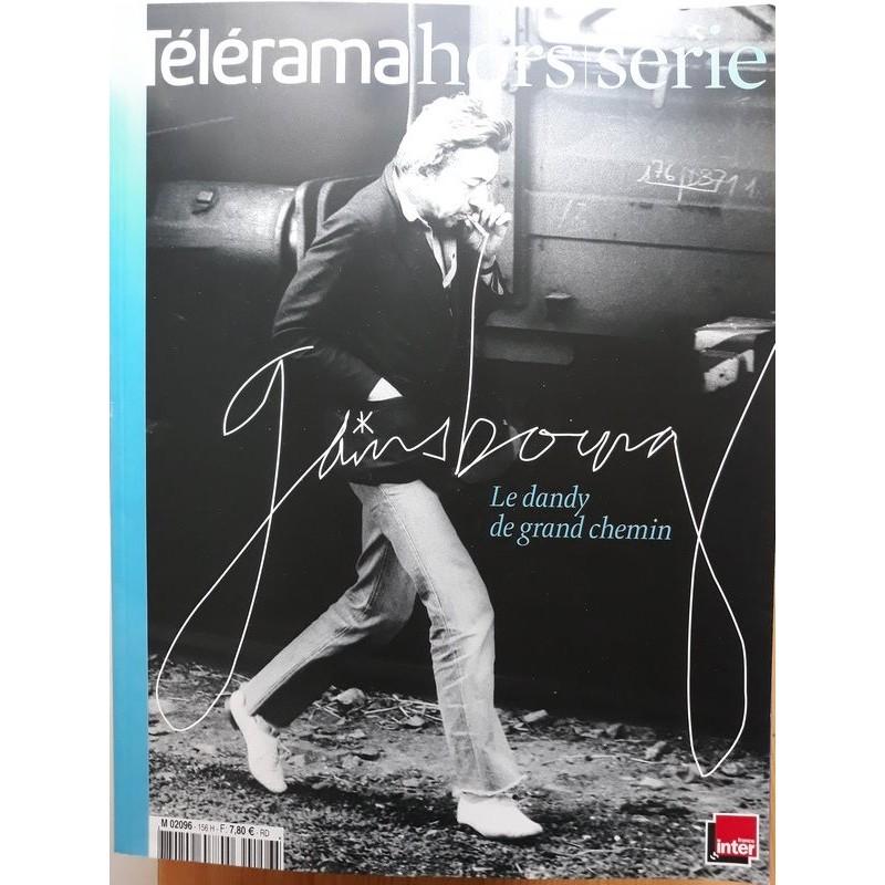Télérama hors série - Serge Gainsbourg