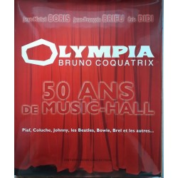 Jean-Michel Boris - Olympia Bruno Coquatrix