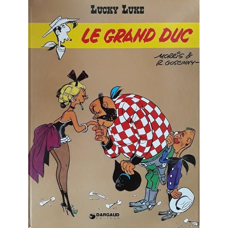 Morris & Goscinny - Lucky Luke, Tome 9 : Le grand Duc