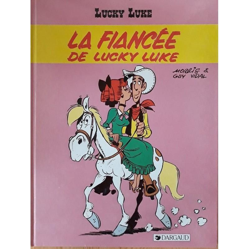 Morris & Vidal - Lucky Luke, Tome 54 : La fiancée de Luky Luke