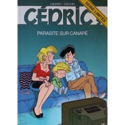 Laudec & Cauvin - Cédric, Tome 9 : Parasite sur canapé