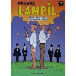 Lambil & Cauvin - Pauvre Lampil, Tome 7