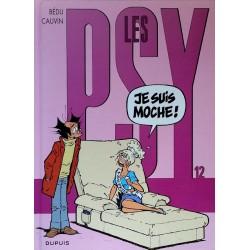 Bédu & Cauvin - Les PSY, Tome 12 : Je suis moche !