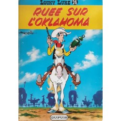 Morris - Lucky Luke, Tome 14 : Ruée sur l'Oklahoma