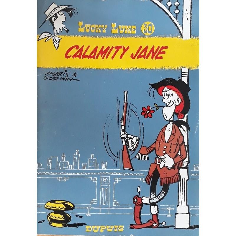 Morris & Goscinny - Lucky Luke, Tome 30 : Calamity Jane