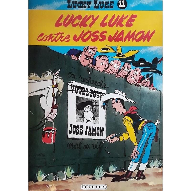 Morris - Lucky Luke, Tome 11 : Lucky Luke contre Joss Jamon