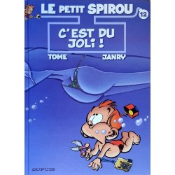 Tome & Janry - Le petit Spirou, Tome 12 : C'est du joli !