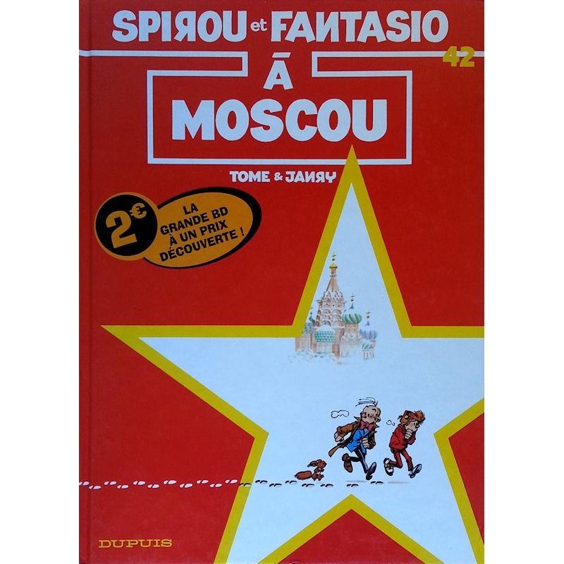 Tome & Janry - Spirou et Fantasio, Tome 42 : À Moscou