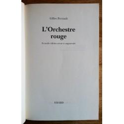 Gilles Perrault - L'orchestre rouge