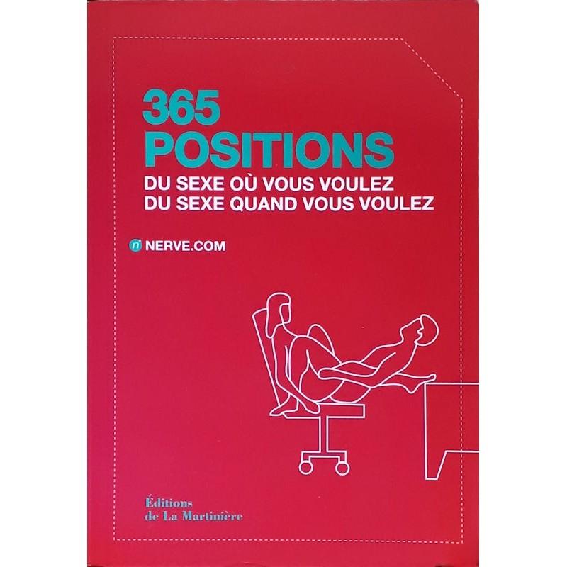 365 Positions : Du sexe où vous voulez, du sexe quand vous voulez