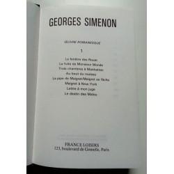 Georges Simenon - Tout Simenon, Tome 1