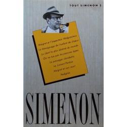 Georges Simenon - Tout Simenon, Tome 2