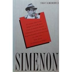Georges Simenon - Tout Simenon, Tome 4