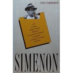 Georges Simenon - Tout Simenon, Tome 9