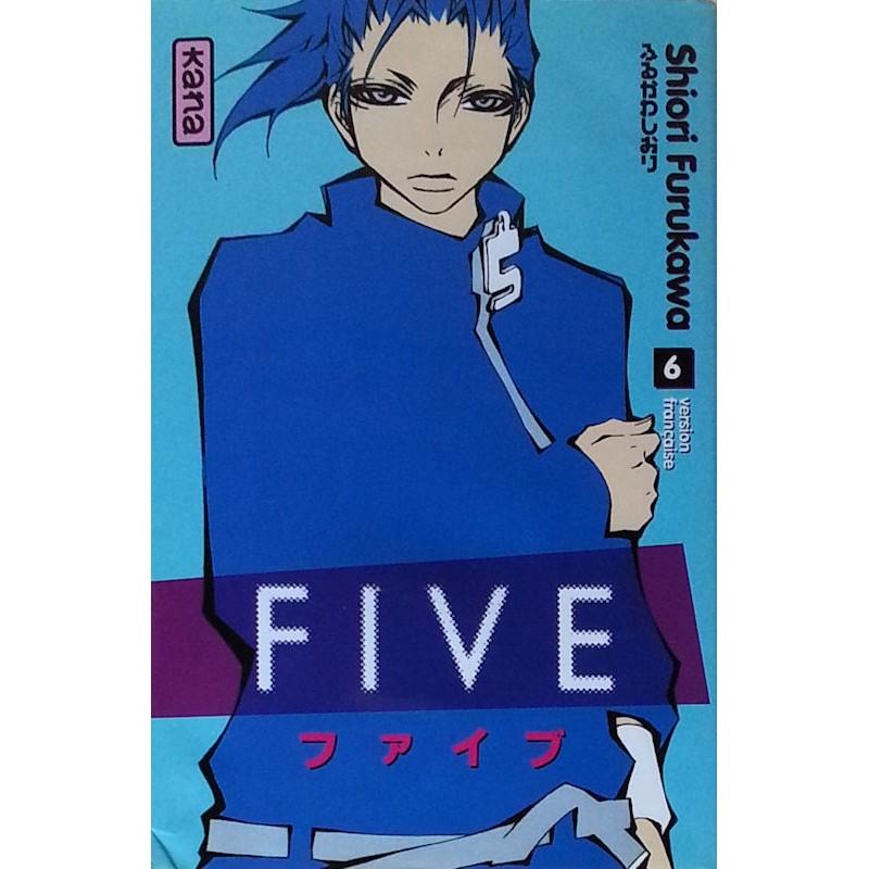 Shiori Kurukawa - Five (Tome 6)