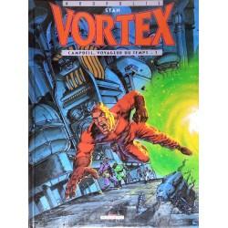 Stan - Vortex : Campbell, voyageur du temps, Tome 1