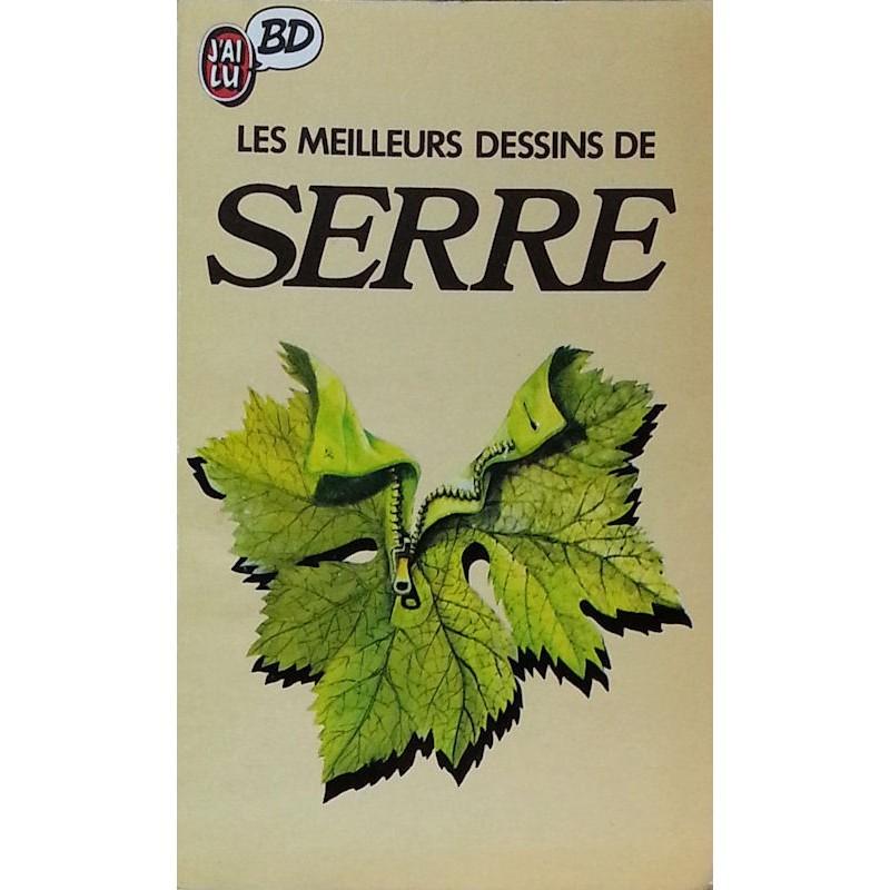 Claude Serre - Les meilleurs dessins de Serre