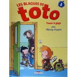 Thierry Coppé - Les blagues de Toto, Tome 4 : Tueur à gags