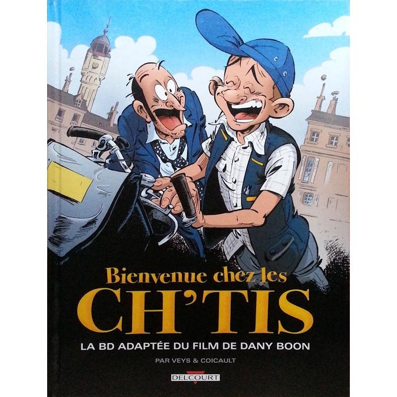 Pierre Veys & Frédéric Coicault - Bienvenue chez les ch'tis