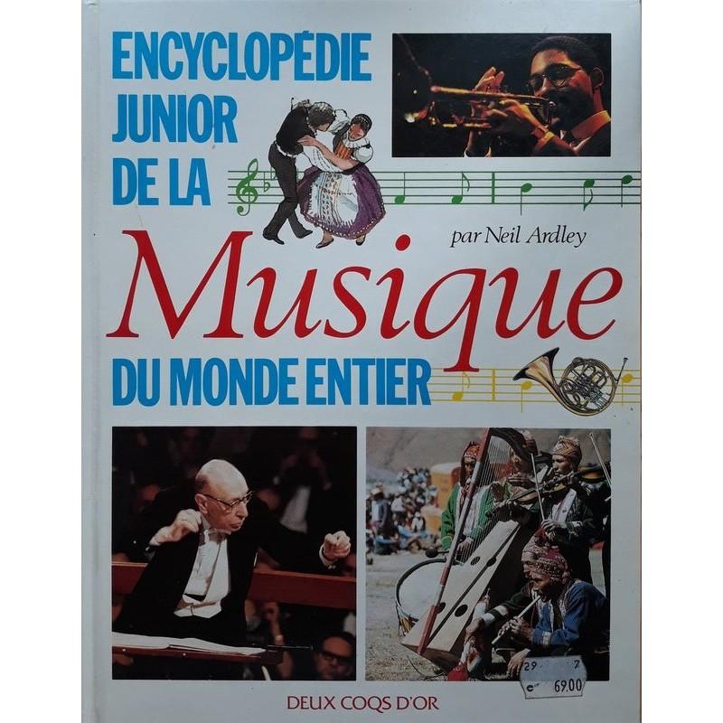 Neil Ardley - Encyclopédie junior de la musique du monde entier