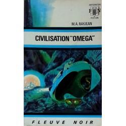 "Max-André Rayjean - Civilisation ""Omega"""