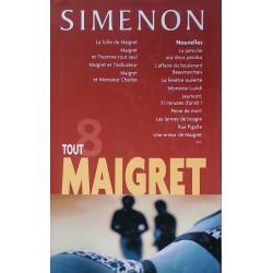 Georges Simenon - Tout Maigret, Tome 8