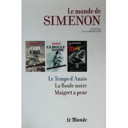 Georges Simenon - Le monde de Simenon, Tome 4