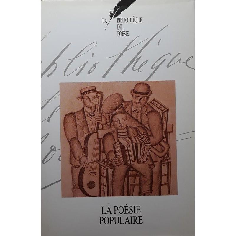 La bibliothèque de poésie, Tome 14 : La poésie populaire