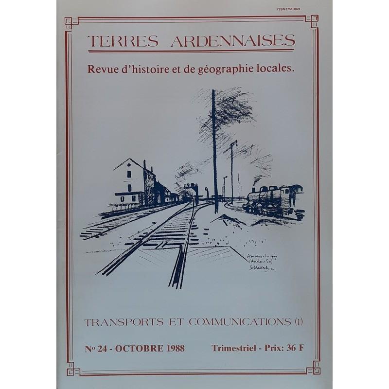 Terres Ardennaises n°24 - Octobre 1988