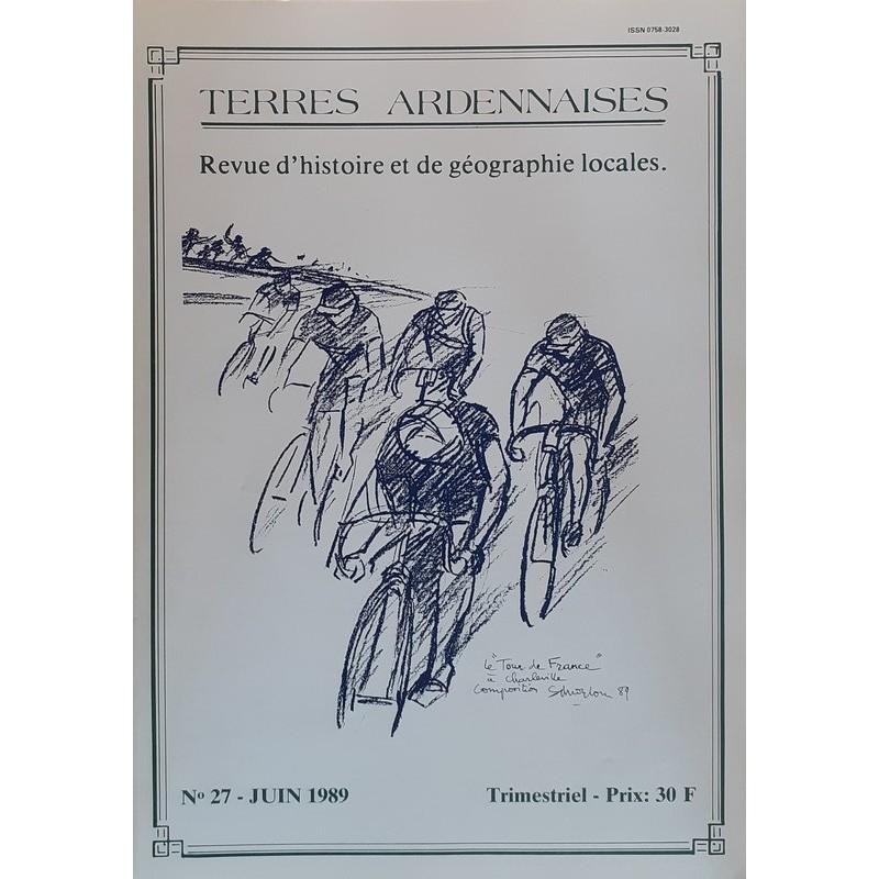 Terres Ardennaises n°27 - Juin 1989