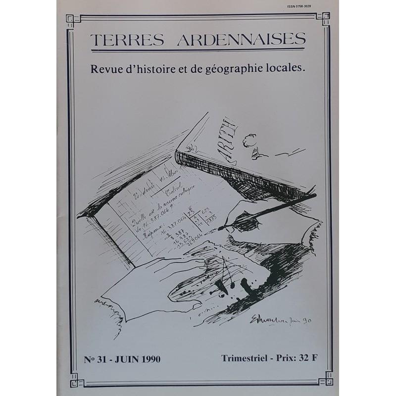 Terres Ardennaises n°31 - Juin 1990