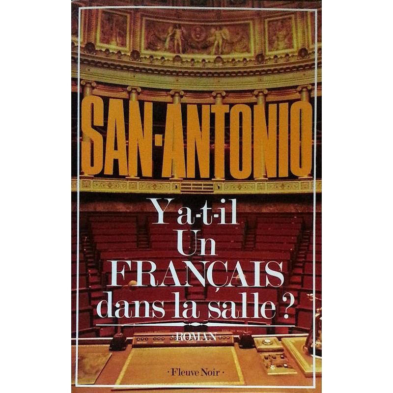 San-Antonio - Y a-t-il un français dans la salle ?