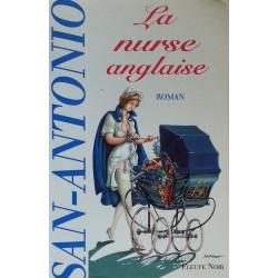 San-Antonio - La nurse anglaise