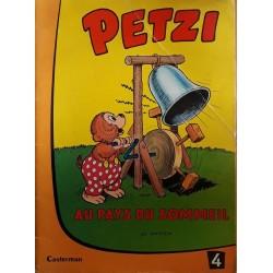 Hansen - Petzi, Tome 4 : Au pays du sommeil