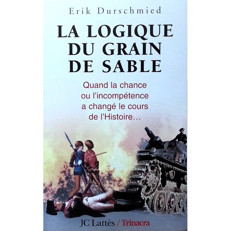 Erik Durschmied - La logique du grain de sable : Quand la chance ou l'incompétence a changé le cours de l'Histoire...