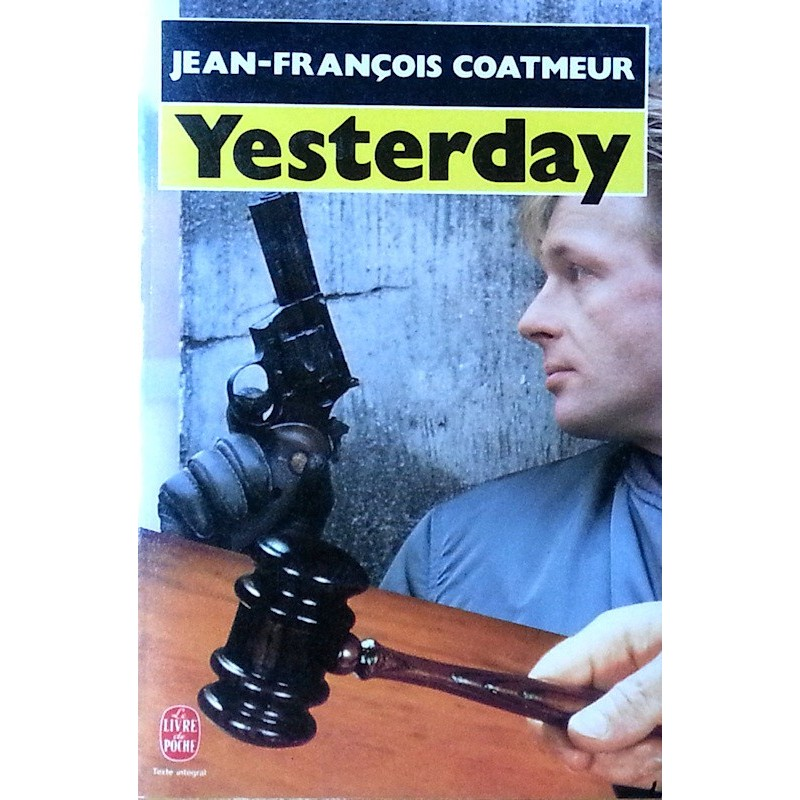 Jean-François Coatmeur - Yesterday