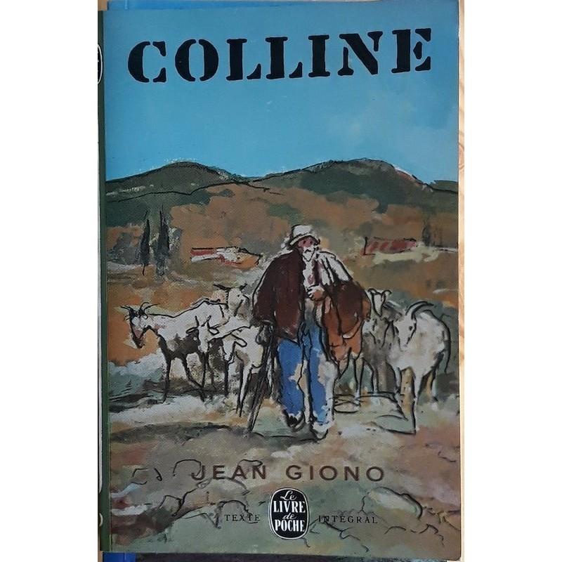 Jean Giono - Colline