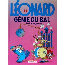 Turk & De Groot - Léonard, Tome 11 : Génie du bal