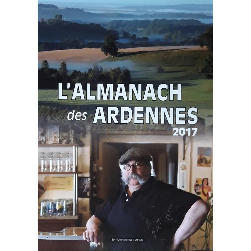 L'almanach des Ardennes 2017