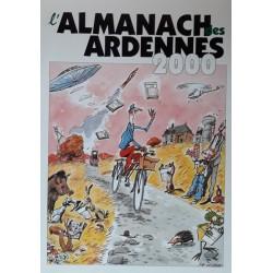 L'Almanach des Ardennes 2000