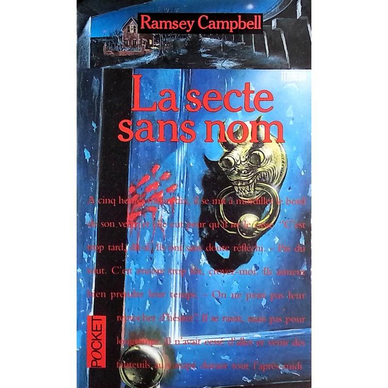 Ramsey Campbell - La secte sans nom