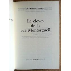 Catherine Paysan - Le clown de la rue Montorgueil