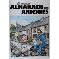 Le nouvel almanach des Ardennes