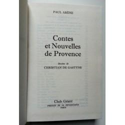 Paul Arène - Contes et Nouvelles de Provence