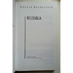 Edward Rutherfurd - Russka