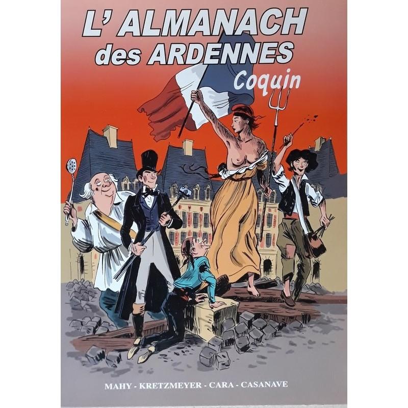 L'almanach des Ardennes coquin