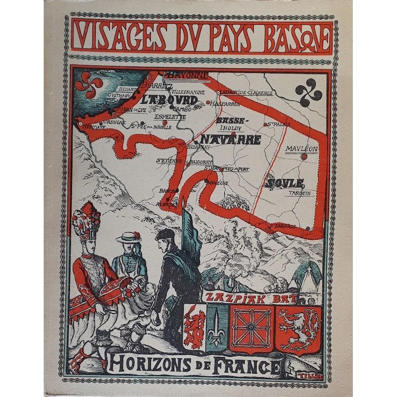 Collection provinciales : Visages du pays Basque
