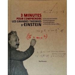 Paul Parsons - 3 minutes pour comprendre les grandes théories d'Einstein